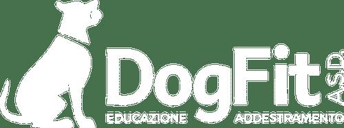 logo dog fit educazione addestramento cani